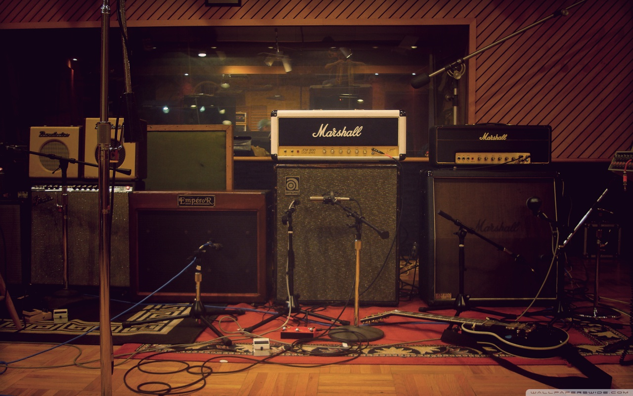 Recording Studio Wallpaper Free Hd Wallpapers