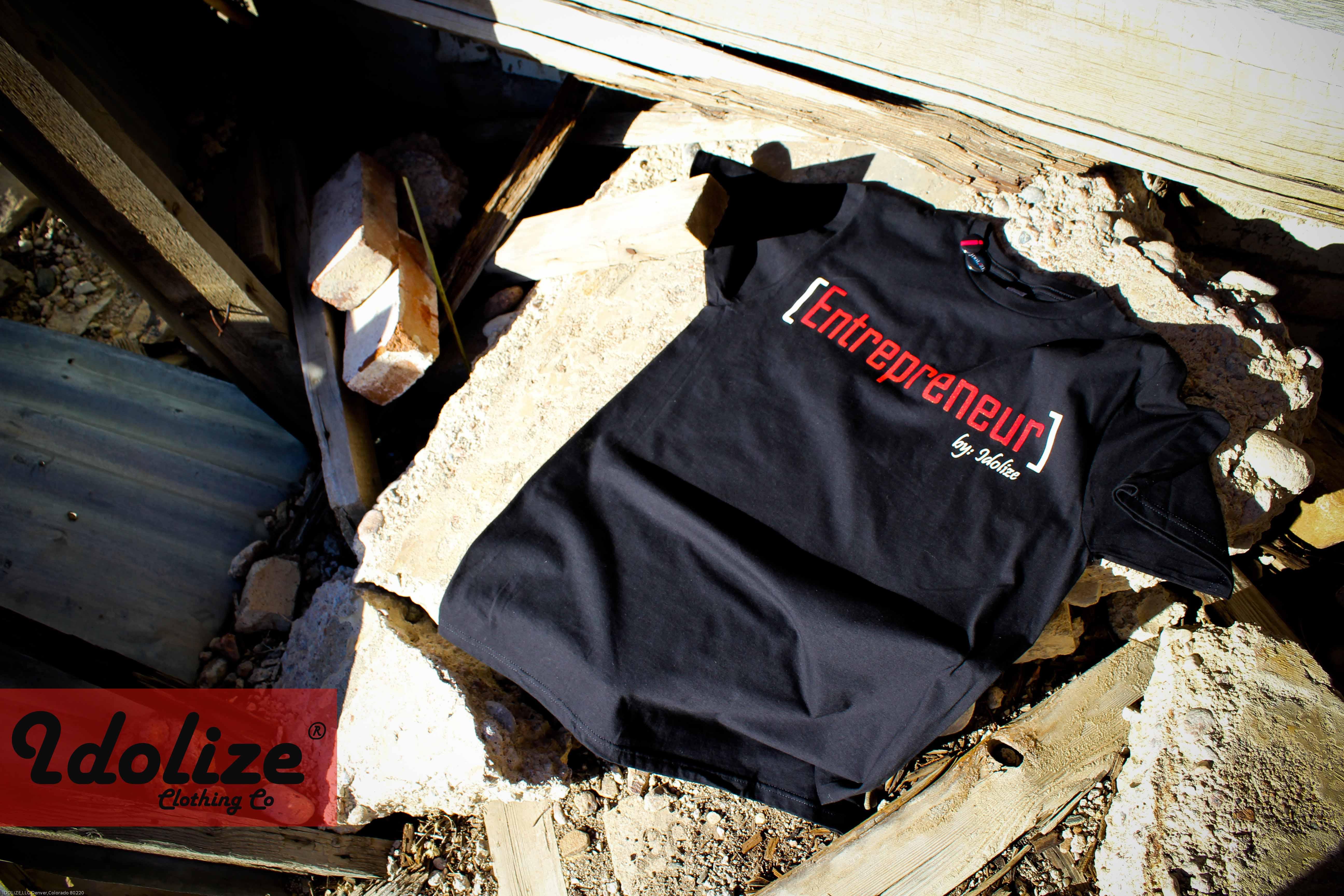 The Entrepreneur 2 (Idolize Clothing)