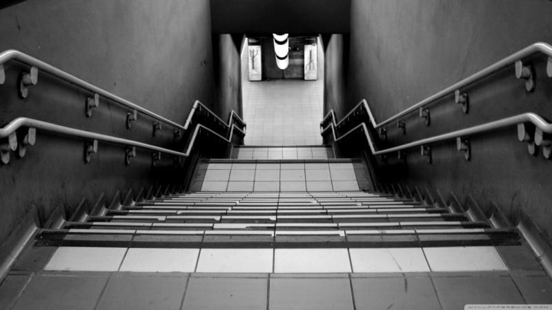 Step up or get left