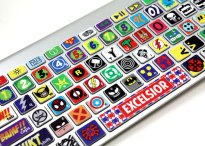 Macbook-Keyboard-Super-Hero-Skin